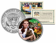 "Wizard of Oz ""Dorothy & Toto"" Kennedy Half Dollar US Coin *Officially Licensed*"