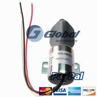 GA 1753ES-24E6ULB1S1 Fuel solenoid 1753ES for Woodward for Kubota Diesel Engine