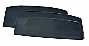 Abdeckkappen | Wasserschlitzkappen Typ M (45mm) für Kunststoff-Fenster