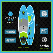 hatha Blue 2021 stand up paddle board