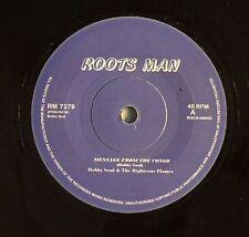 "Soul Roots Reggae 7"" Singles"