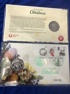 PNC Australia 2020 Australiana Christmas RAM 50c Coin Limited Edition 350 # 338