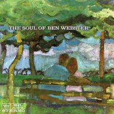 Ben Webster - The Soul Of Ben Webster++Hybrid  SACD++Analogue Productions+NEU+