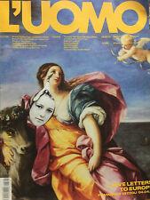 L'Uomo 2019 4.Love letters to Europe,Joel Kinnaman,Vanessa Paradis,R.Basile