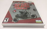 Metal Slug Anthology (Nintendo Wii, 2006) NEW