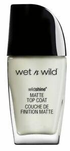 Wet n Wild Wild Shine Nail Color Matte Top Coat