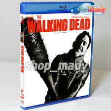 The Walking Dead Season 7 (Latin Spanish & English Language) Region Free Bluray
