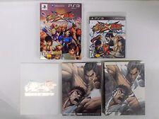 PlayStation3 - Street Fighter × Tekken Collector Edition - PS3. JAPAN GAME.59526