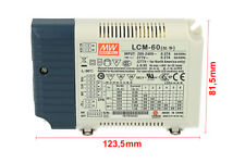 Led Driver CC Meanwell LCM-60 Dimmerabile 500/600/700/900/1050/1400mA