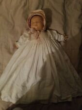 Grace Story Putnam Doll with stamped patent number on back dated Sept. 21, 1926