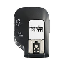 POCKET WIZARD MINI TT1 TRANSMITTER WITH CONTROL TTL FOT CANON