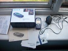 Raro-Ericson T65 teléfono móvil, en Caja, Manual