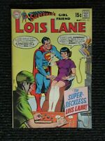 Superman's Girlfriend Lois Lane #101  May 1970  Higher Grade Copy!! See Pics!!