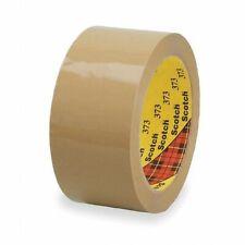 New listing Scotch 373 Carton Tape,Polypropylene,Tan,72 Mm X 50M