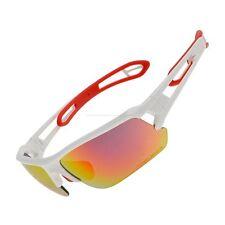 Topeak Sports Magic Standard Pro Cycling Sport Glasses Goggles Sunglasse White