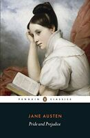 Pride and Prejudice (Penguin Classics) by Jane Austen, NEW Book, FREE & Fast Del