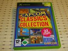 Capcom Classics Collection para Xbox * embalaje original *