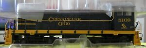 Bachmann 63214 HO Chesapeake & Ohio (C&O) S4 Diesel DCC Sound Loco #5109