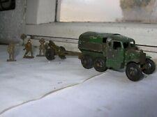 Skybirds Pre War Scammell, Howitzer, Figures