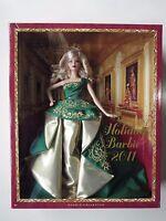 Barbie Collector/Sammler Collection 2011 Holiday Weihnachten Christmas NRFB