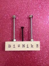 Biznikz Plastic Skatemounts  (1pc.) Display and Hang your Skateboard! Skate Art