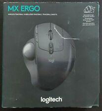 Logitech MX ergo Advanced Wireless Trackball 8 Buttons Wireless Bluetooth
