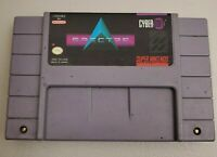 SPECTRE Super Nintendo SNES Video Game Cart Only Authentic Tested