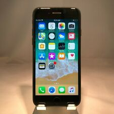 Apple iPhone 7 32GB - Matte Black - Unlocked - Good Condition - Bent