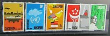 SINGAPORE - 1969 150th ANNIVERSARY SET - FINE MNH
