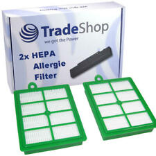 2x HEPA Filter Allergie Staub Mikrofilter für AEG Electrolux AJM 6820 JetMaxx