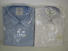 Polyester Button Cuff Long Singlepack Formal Shirts for Men