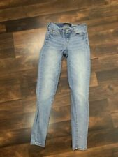 Aeropostale teenagers/juniors jeans-jeggings lot of 2 Sz 00 Cc15