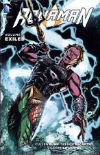 Aquaman Vol #7 Hardcover Exiled Cullen Bunn Dc Comics #41-48 Hc The New 52
