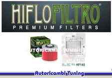 FILTRO DE ACEITE HIFLO HF145 MOTORRAD Fantic Motor Caballero Motard LC 125 cc