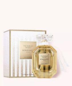 Victoria's Secret Bombshell Gold Eau De perfume 50ml, brand new boxed RRP £80