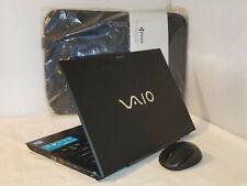 "Black Sony Vaio Gaming 14"" Nvidia 640m 2tb 8gb i7 2.9GHz Windows 10 Pro Office"