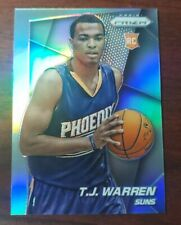 TJ Warren T.J. 2014-15 Panini Prizm Rc Rookie Silver Prizms refractor Pacers Hot