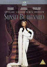 Sunset Boulevard (DVD, Region 2, 1950, 2016) - Usually ships within 12 hours!!!