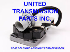 CD4E SOLENOID PACK FORD 97-ON