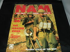 Nam The Vietnam Experience 1965/1975 Orbis Softbacks - Issue 26: The Killing Zon