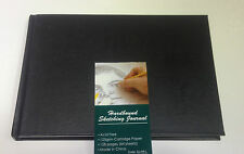 Sketch Book A5 L Hard Bound  JOURNAL H/W  ACID FREE FOR  PASTEL PENCIL CHARCOAL,