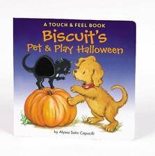 NEW - Biscuit's Pet & Play Halloween by Capucilli, Alyssa Satin