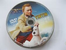ADVENTURES OF TINTIN - THE SECRET OF THE UNICORN - DISC ONLY (DS) {DVD}