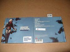 Snow Patrol Wildness 2018 cd Hardback Deluxe Set + Bonus Tracks New & Sealed