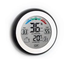 Hygromètre Thermomètre Digital LCD Température intérieure/humidité Station Météo