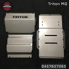 MQ Triton 3mm Stainless Steel 3 Piece Bash Plate Protection Set