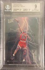 1993-94 Fleer Ultra Scoring Kings Michael Jordan #5 - Chicago Bulls BGS 9 w/ 9.5