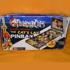 VINTAGE 80s THUNDERCATS CAT'S LAIR PINBALL GAME BOXED