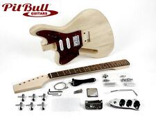 Pit Bull Guitars JM-1L Left Handed Electric Guitar Kit