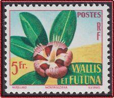 WALLIS ET FUTUNA N°159** Fleur, 1958 FRANCE COLONY MNH